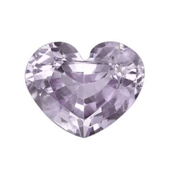 Purple Heart Shape